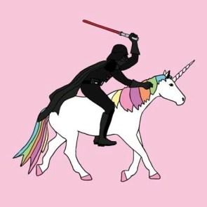 Darth Horse