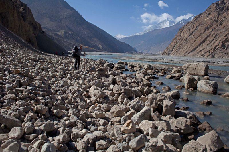 Ущелье Кали Гандаки, Непал, Кольцо Аннапурны