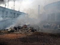 One killed, 15 injured in fire at Odisha steel plant ...
