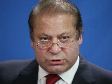 Pakistan Prime Minister Nawaz Sharif. Image courtesy News18