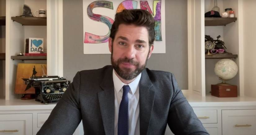 John Krasinski's Some Good News to compete at the Emmys with other popular talk shows 1