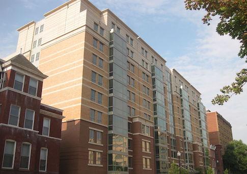 Residences as George Washington University
