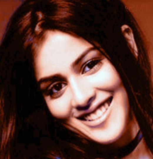 Actress Geneliya