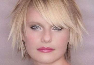 Short Hairstyles For Fine Hair 2011