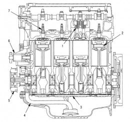 Ford 7 3 Diesel Engine Diagram