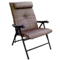Patio Folding Chairs Padded Outdoor Directors Nic5163 S Soup Coleman Oztrail
