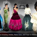 Classical ladies fashion design and the society changing 6