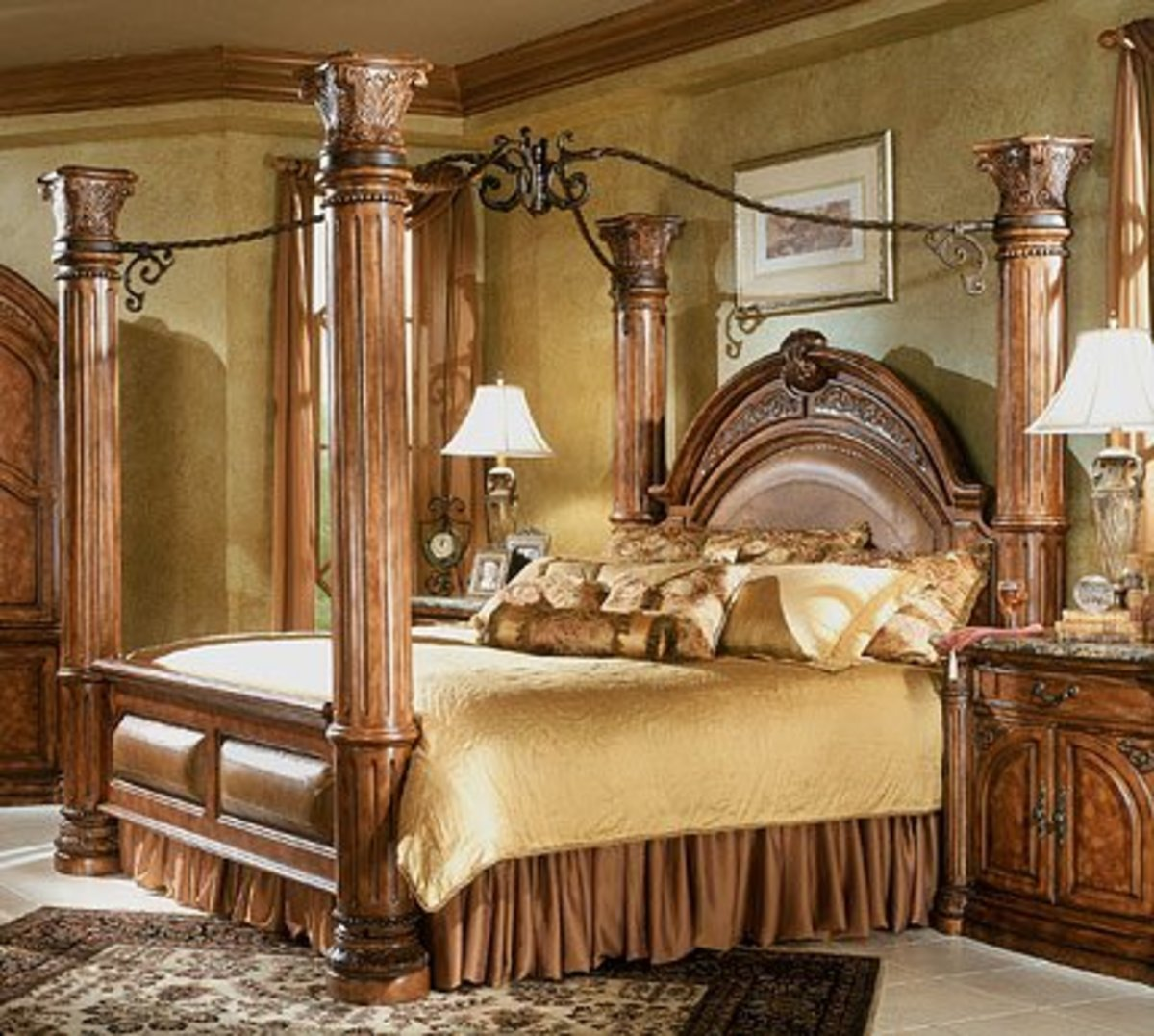 Furniture Fit For Kings and Queens