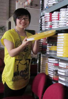 Winner of 2013 CLS Scholarship to study the Korean language