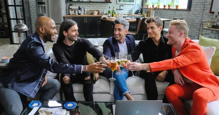 Queer eye : 5 bonnes raisons de regarder !