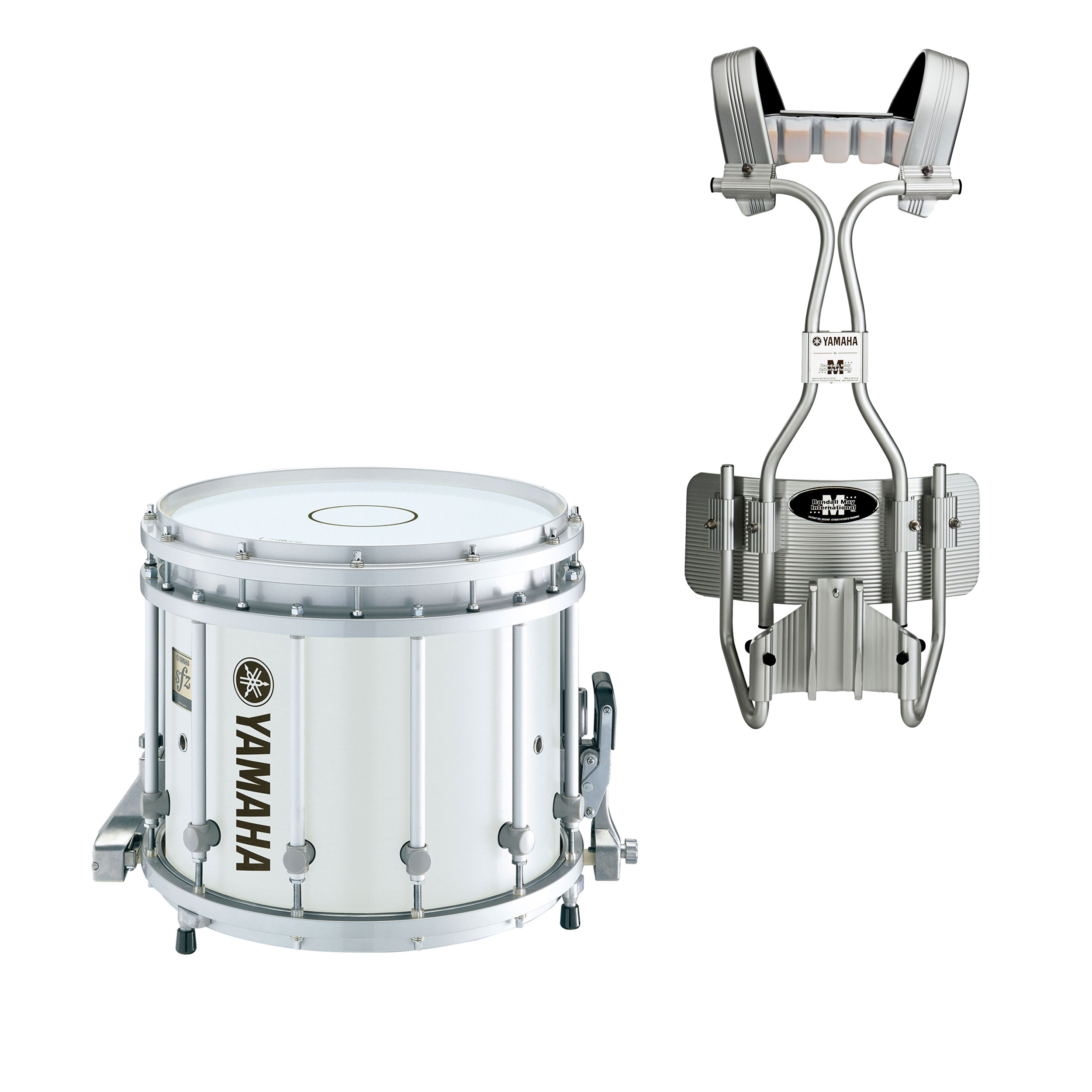 Yamaha 14 X 9 Piccolo Sfz Marching Snare Drum With