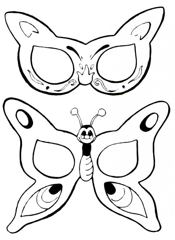 Máscaras de Carnaval- Online24