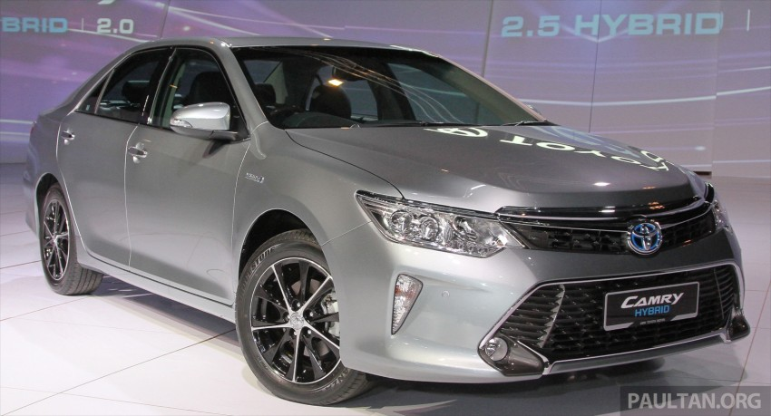 all new camry paultan grand avanza pertama 2015 toyota launched in malaysia – 6-spd 2.0e ...
