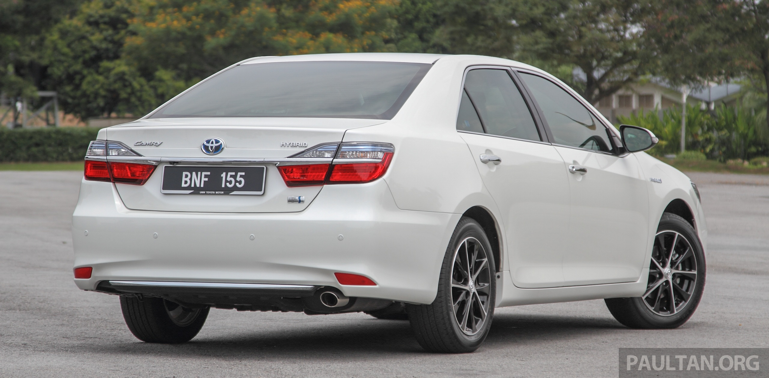 all new toyota camry malaysia 2.5 g gallery 2015  2 0g or 5 hybrid image 337890