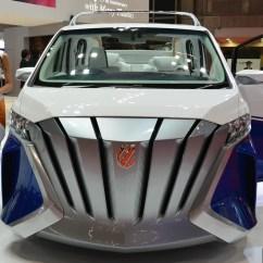All New Alphard 2020 Konsumsi Bbm Grand Veloz 1.3 Tokyo 2015 Toyota Auto Body Hercule Debuts