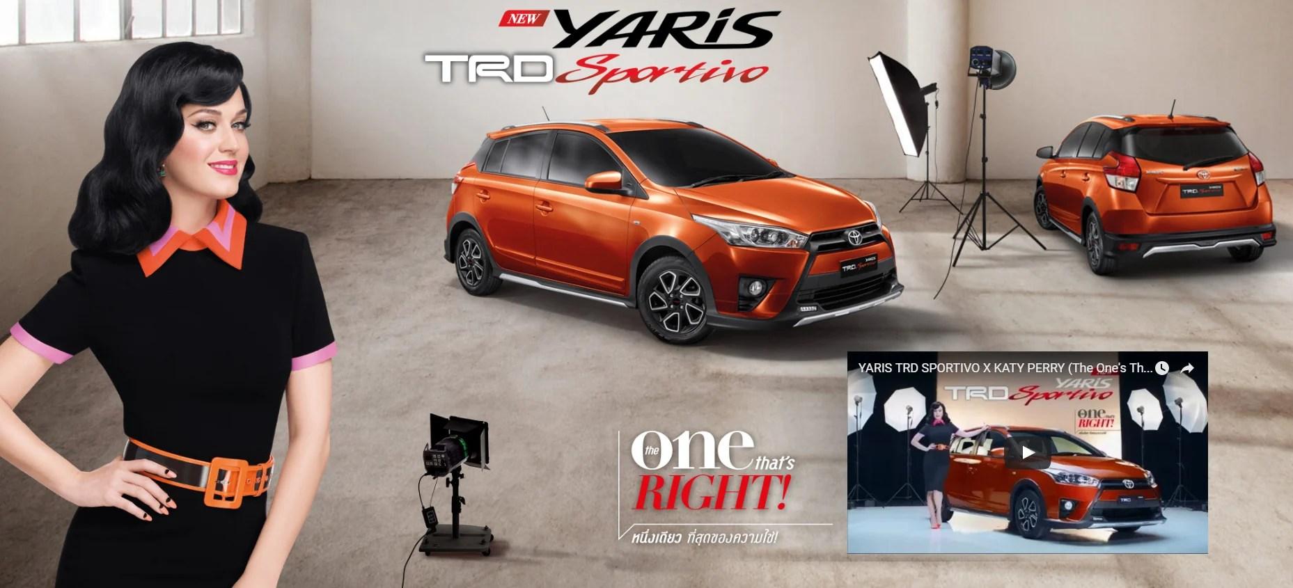 toyota yaris trd sportivo 2014 velg grand new avanza 2015 2016 revealed for thailand paul