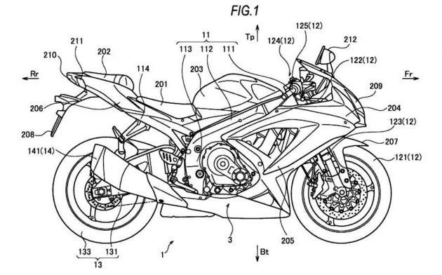 Future Suzuki GSX-R superbike to have turbocharger?