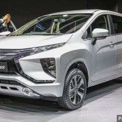 Grand New Avanza Vs Mitsubishi Xpander Yaris Trd Sportivo 2018 Giias 2017 Production Suv Styled Mpv