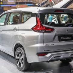 Grand New Avanza Grey Metallic Ukuran Veloz Giias 2017 Mitsubishi Xpander  Production Suv Styled Mpv
