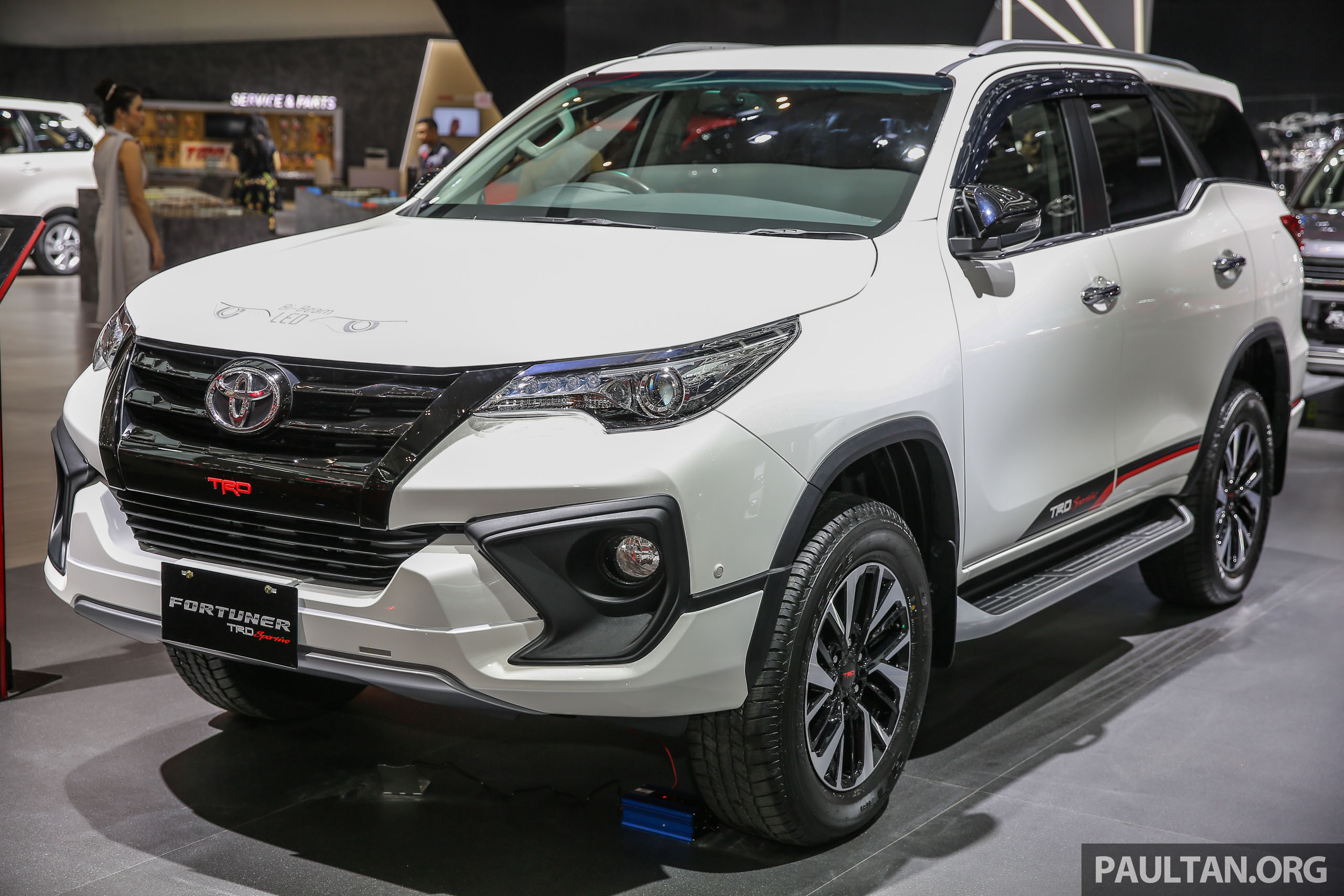 all new yaris trd sportivo 2017 penggerak roda grand avanza giias toyota fortuner indo spec