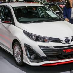 Toyota Yaris Trd Sportivo Harga Review Grand New Veloz 1.5 Bangkok 2018: Ativ Trd, Vios Kelak