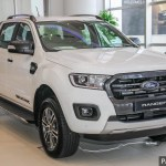 Gallery 2020 Ford Ranger Wildtrak 4x4 Rm150 388 Paultan Org