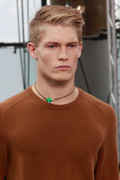 Louis Vuitton 2012 mens hairstyle trends spring summer collection www izandrew blogspot com izandrew