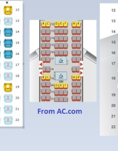 Preferred seating doesn   give you priority boarding ll be boarded by zone if dont have status and is linked to where the seat on also about map flyertalk forums rh