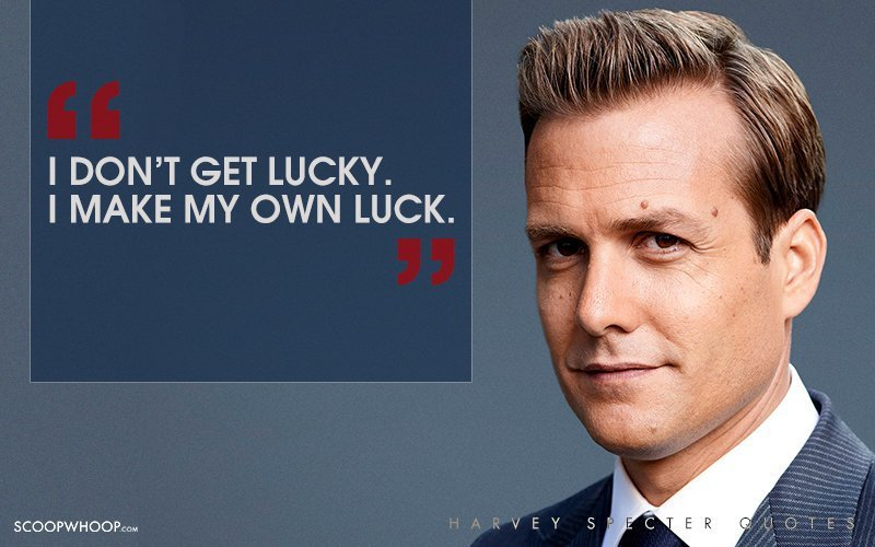 Strong Wallpapers Quotes 30 Witty One Liners By Harvey Specter That Are The Secret