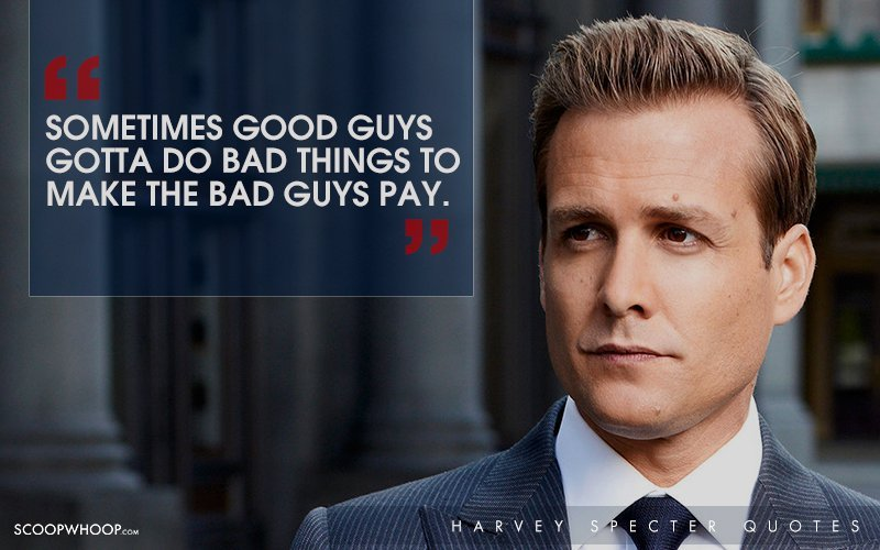 Life Changing Quotes Wallpapers Hd 30 Witty One Liners By Harvey Specter That Are The Secret
