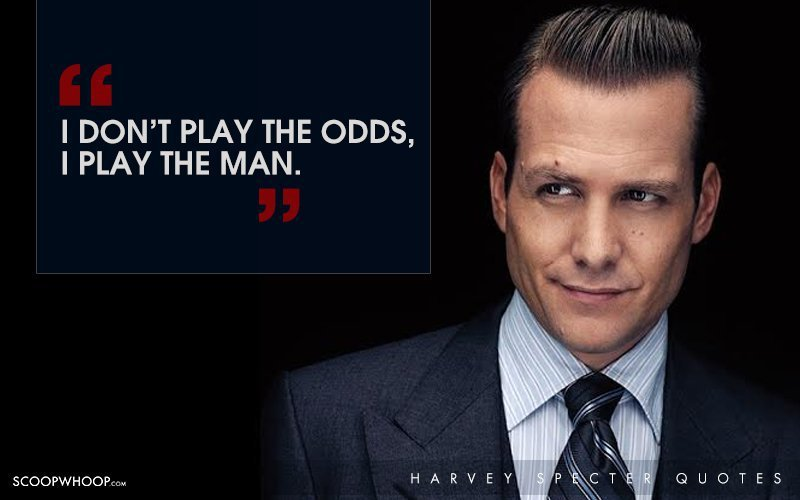 Harvey Specter Quotes Hd Wallpaper 30 Witty One Liners By Harvey Specter That Are The Secret