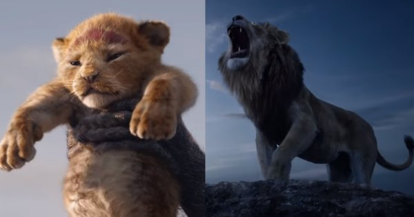 Disneys Trailer For The Lion King 2019 Has Transported