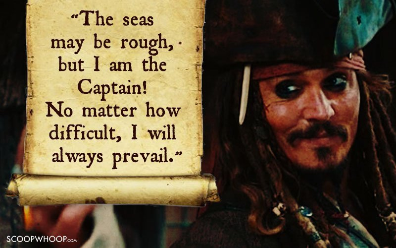 Late Fall Iphone Wallpaper 25 Memorable Quotes By Captain Jack Sparrow That Made Us