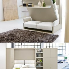Old Sofa Set In Pune Credit 28 Clever Space Saving Pieces Of Furniture That Ll Make Your Home 8 The Bed Mostly Takes Up All Our Maybe One Folds Into A Sexy Couch And Shelf Wouldn T Though