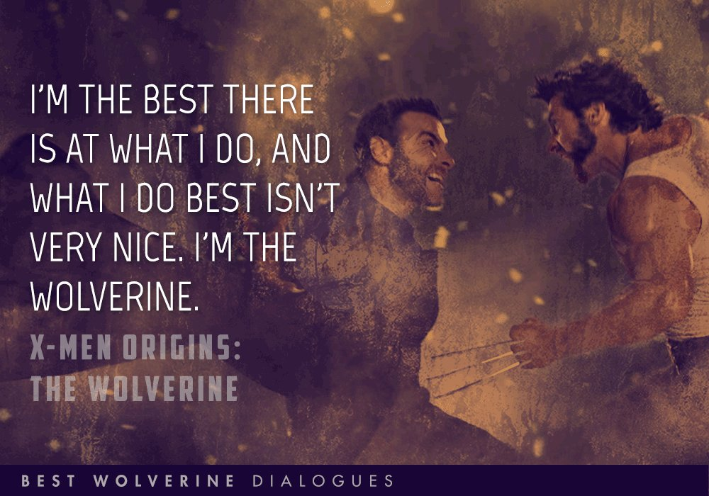 Sad Quotes Wallpapers For Him These 10 Wolverine Dialogues Will Make You Want To Go On