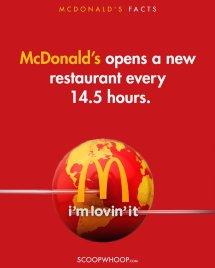 Interesting Facts Mcdonald Juicier