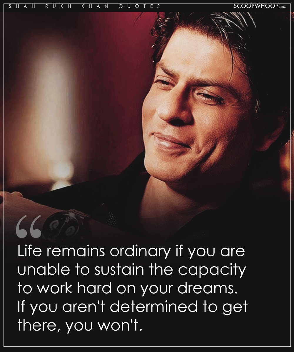 Success Quotes Hd Wallpapers 51 Profound Shah Rukh Khan Quotes That Prove Being A