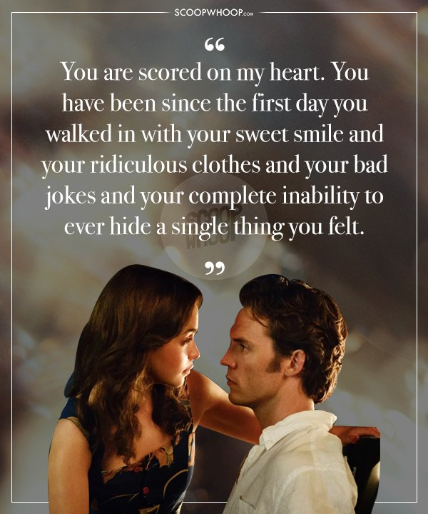 We Heart It Wallpaper Quotes These 24 Quotes From Me Before You Remind Us That Lovers
