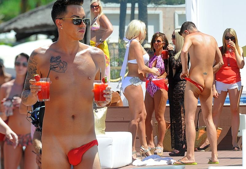 20 Weirdest Bikinis Thatll Haunt You Forever And Not In