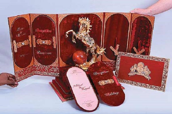 Beautiful Create Indian Wedding Invitation Card Online Free 0 How To Order Cards In California