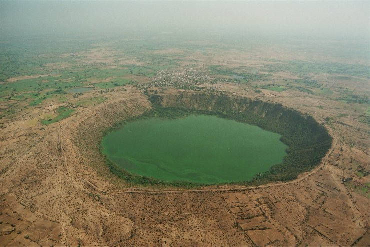 17 Breathtakingly Beautiful Places In India You Must Visit Before You Die Meteor impact at sonar