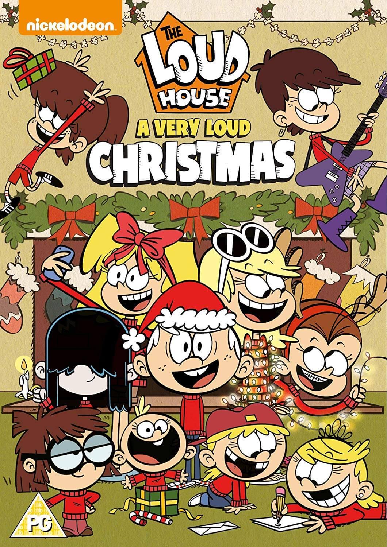 The Loud House Christmas : house, christmas, House:, Christmas, Zavvi.nl