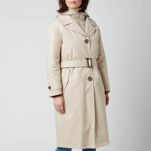 Herno Women's Hooded Trench Coat - Chantilly - IT 44/UK 12
