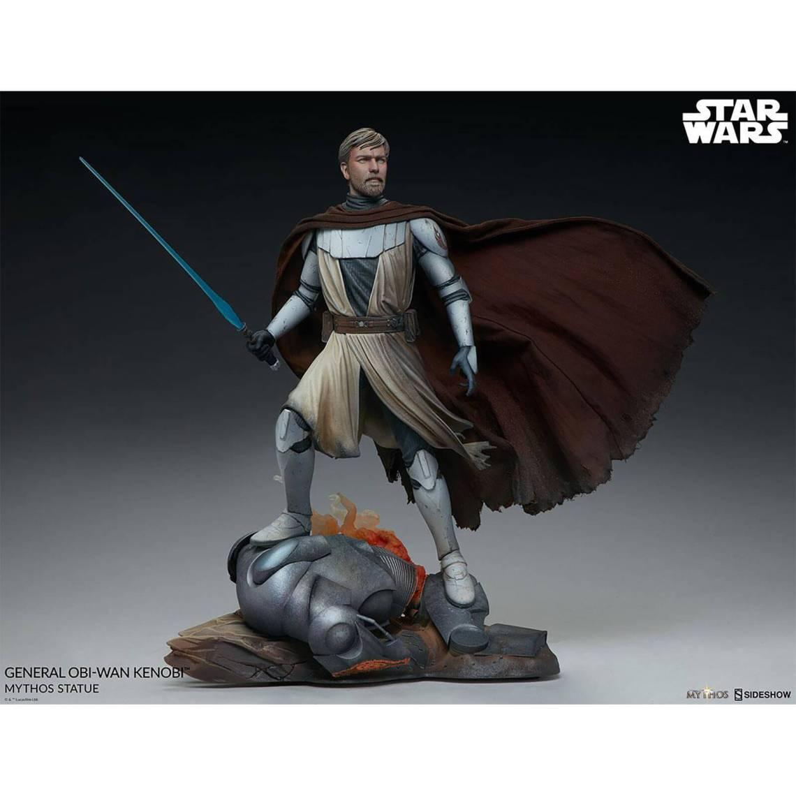 Sideshow Collectibles Star Wars Mythos Statue Obi-Wan Kenobi 45 cm