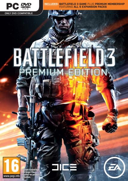 Battlefield 3 Premium Edition PC Zavvi