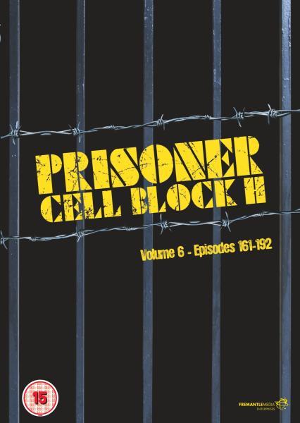 Prisoner Cell Block H Volume 6 DVD  Zavvi