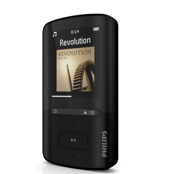 Philips GoGEAR Vibe 8GB MP3 Video Player with FullSound