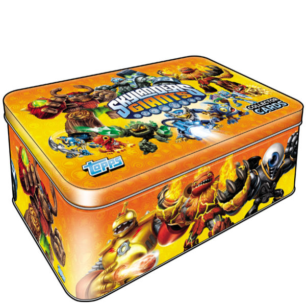 Skylanders Giants Collector Card Tin IWOOT