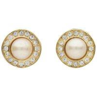 Susan Caplan Vintage Christian Dior Gold Plated Swarovski ...