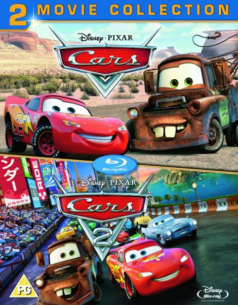 Cars 1 And 2 Bluray  Zavvicom